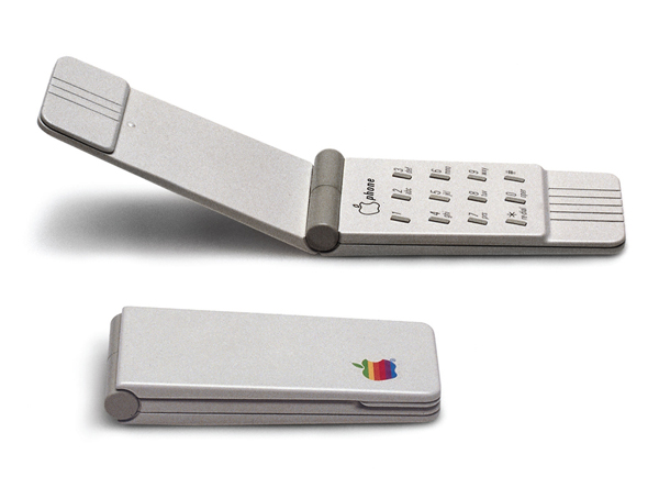 Look At These Beautiful Apple Prototypes Of A Phone And Tablet From The 1980s