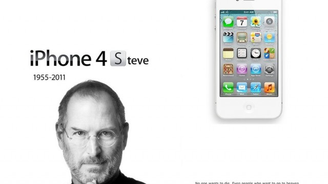Steve Jobs Is Probably Smiling From Above As Apple's iPhone 4s Remains Incredibly Popular