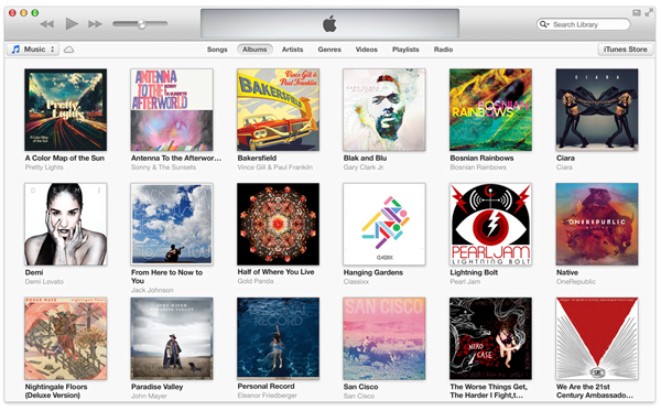 Apple Releases iTunes 11.2.1 To Fix Disappearing Users Folder Bug On Mac OS X