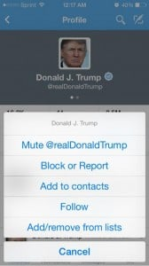 Twitter Is Rolling Out A Mute Function For Its Official iOS App