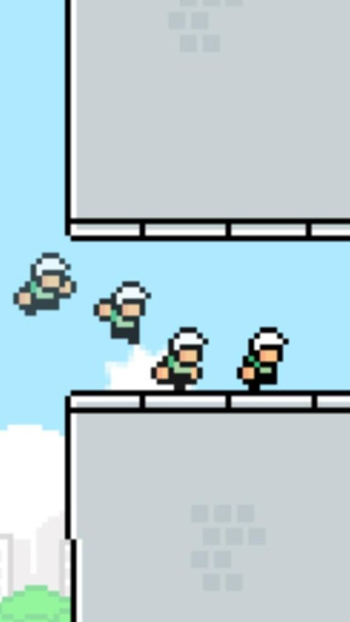 Flappy Bird Developer Gives Us A Sneek Peek At His New Game