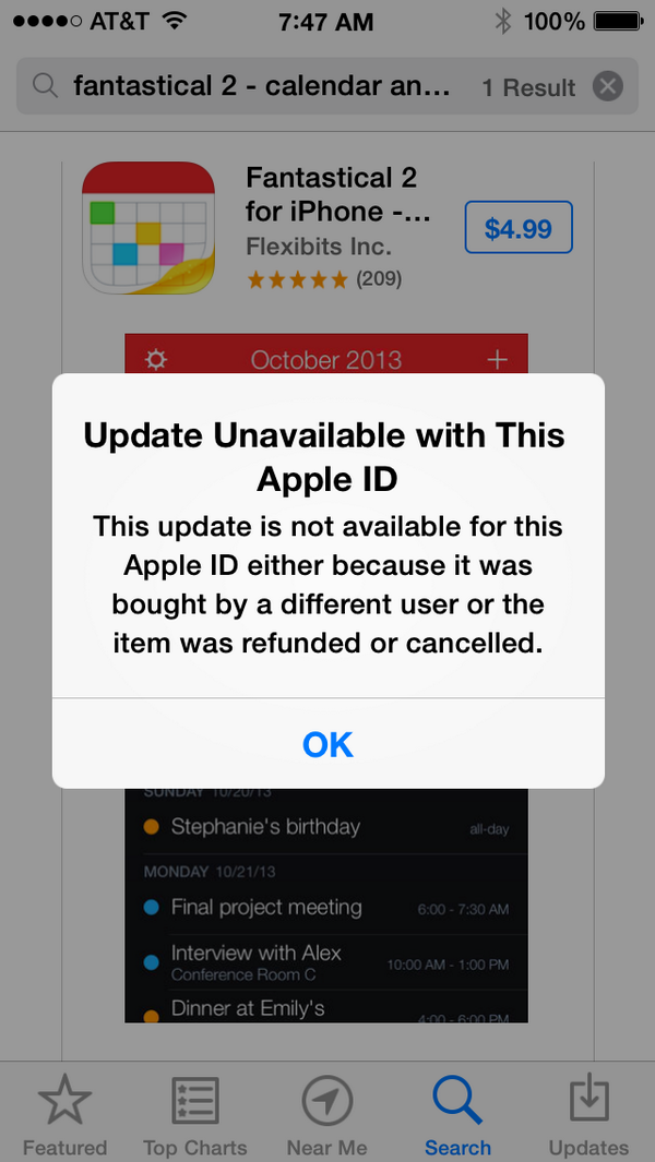 Apple Says No More To Reinstalling And Updating Refunded App Store Apps