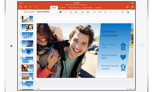 Microsoft Discusses The Design Philosophy Behind Office For The iPad