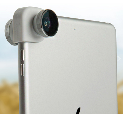 Olloclip's 4-In-1 Photo Lens For The iPad Is Now Available To Preorder