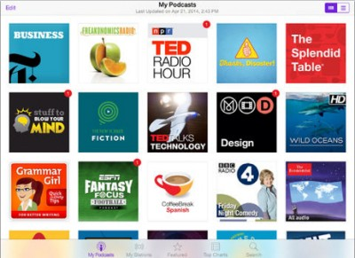 Apple Updates Its Podcasts App With Siri Integration, Improved Episode Browsing