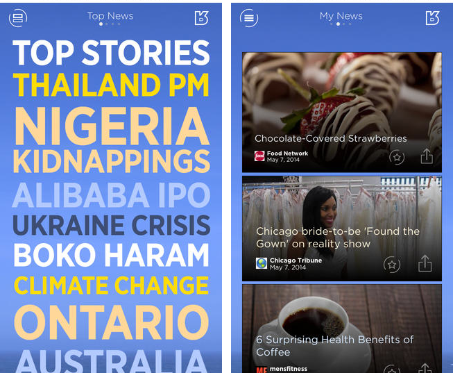Discover Personalized News Stories With Reverb For iPhone