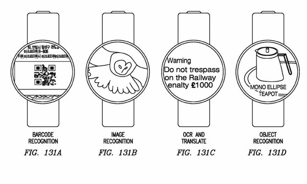 Samsung Wearable Patents Show Apple's Rumored 'iWatch' Needs To Impress