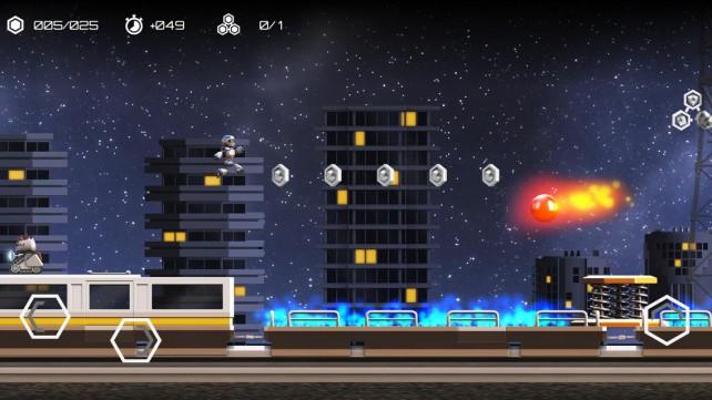 Grab Atoms To Start Life Anew In Challenging iOS Platformer, Atom Run