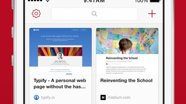 Get A Visual Approach To Your Bookmarks With Stache For iOS And Mac