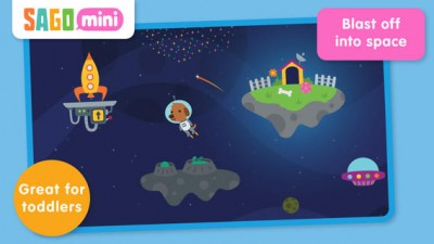 Sago Mini Space Explorer Is Out Of This World And Available On The App Store
