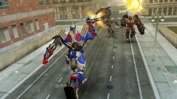 Transformers: Age Of Extinction Game Is Coming Soon To The App Store