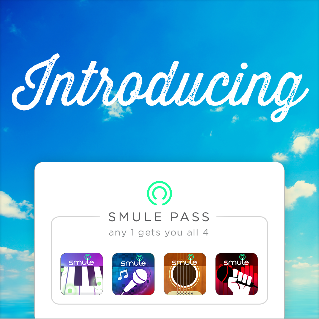 Making Beautiful Music Has Never Been Easier Thanks To The New Smule Pass