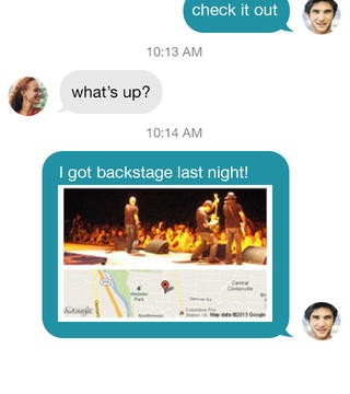 AOL Updates AIM For iPhone With Long-Awaited iOS 7 Redesign And More