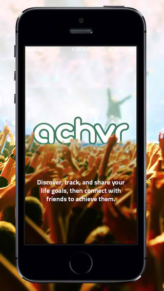 Achieve More With The New And Improved Goal-Setting App Achvr