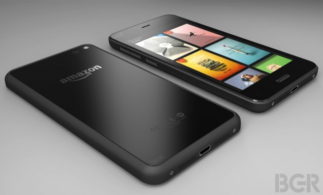 Amazon's New Smartphone Will Only Be Available Through AT&T
