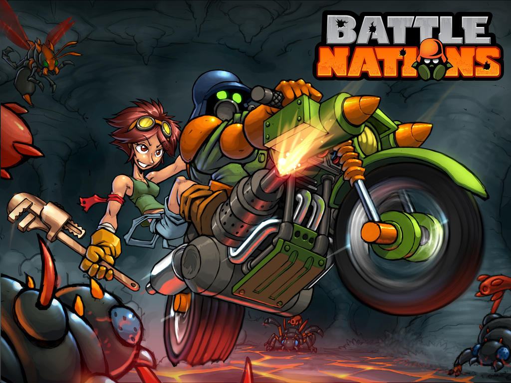 Battle Nations 4.0 Features New Levels, Missions, Locations And Tons More