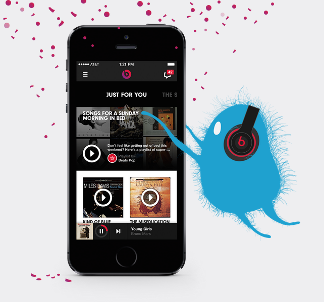 MOG Is Dead, Long Live Apple's Beats Music