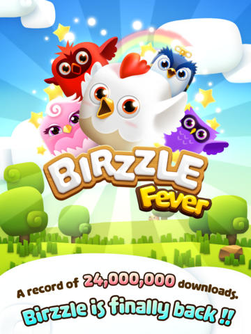 Halfbrick To Release Birzzle Fever Under Its New Mobile Game Publishing Program