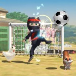 NaturalMotion's Clumsy Ninja Goes Soccer Mad In Celebration Of 2014 World Cup