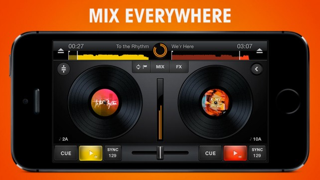 MixVibes' Cross DJ Now Lets You Mix Music Straight From SoundCloud