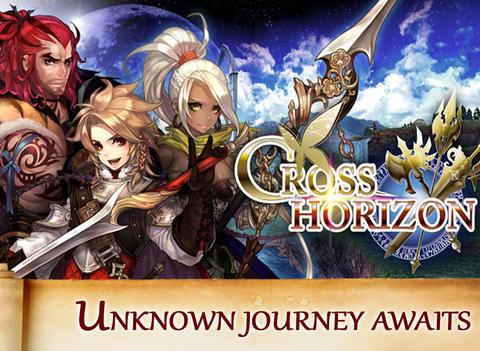 DeNA Unveils Global Release Of Action RPG Cross Horizon