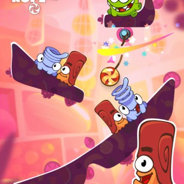 ZeptoLab Adds New Location And New Monster Character To Cut The Rope 2