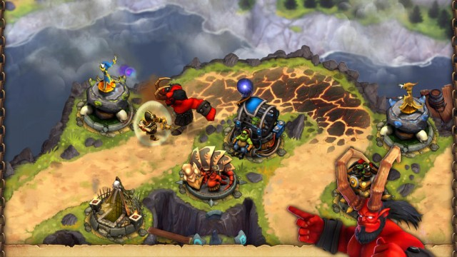 It's Good To Be Bad In The New Tower Defense Game Evil Defenders