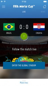 FIFA Official App Goes 2.0 With New Features For 2014 World Cup In Brazil