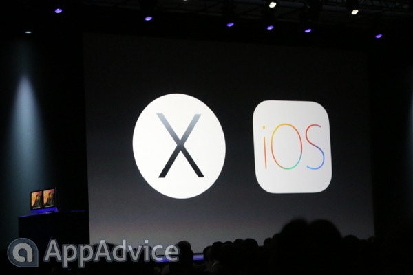 Apple's Next-Gen OS X 10.10 Yosemite Borrows A Lot From iOS
