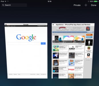 Under iOS 8, All Third-Party Web Browsers Can Be As Fast As Safari