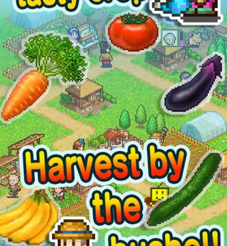 Grab Your Tractor, Harvest Crops In Kairosoft's Latest iOS Game Pocket Harvest