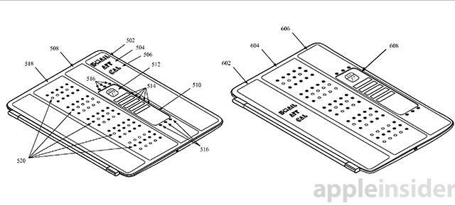 Apple's Latest Patent Could See Notification LEDs Arrive On iPad Smart Covers