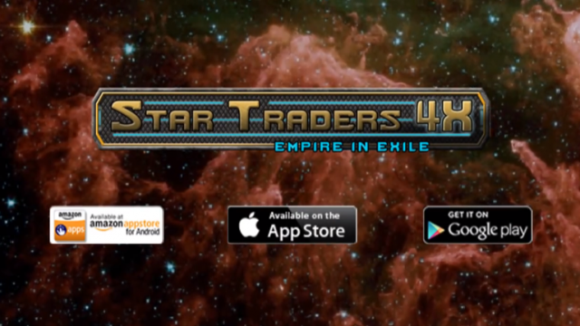 Trese Brothers' Star Traders 4X Empires Has Left Its Space Dock For The App Store