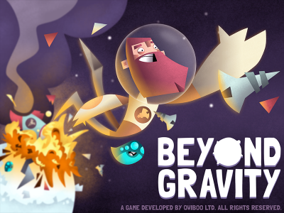 Defy Gravity In Beyond Gravity, An Upcoming Sci-Fi Platformer From Bike Baron's Creator