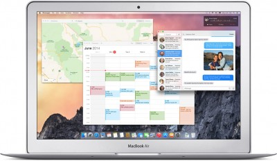 Apple Publishes A Video Highlighting 'The New Look Of OS X Yosemite'