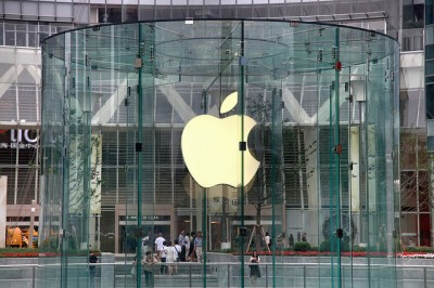 Apple's Upcoming Store In Chongqing, China Will Also Feature A Glass Entryway