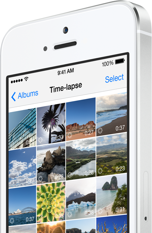 Take A Closer Look At Apple's New 'Time Lapse' Camera Feature In iOS 8