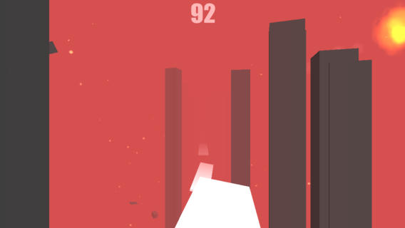 Escape The Inferno In Hellcrossing, A Fiery Fun Runner For iOS