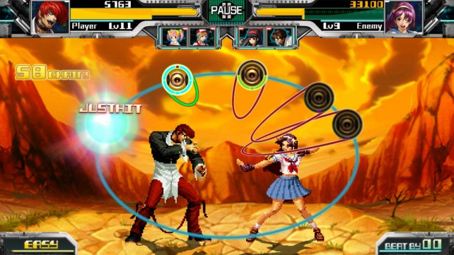 This Is The Rhythm Of The Fight: Meet The Rhythm Fighters, Coming 'Soon' To iOS