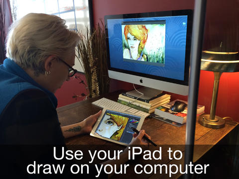 Turn Your iPad Into A Pressure-Sensitive Drawing Tablet With Avatron Software's Air Stylus