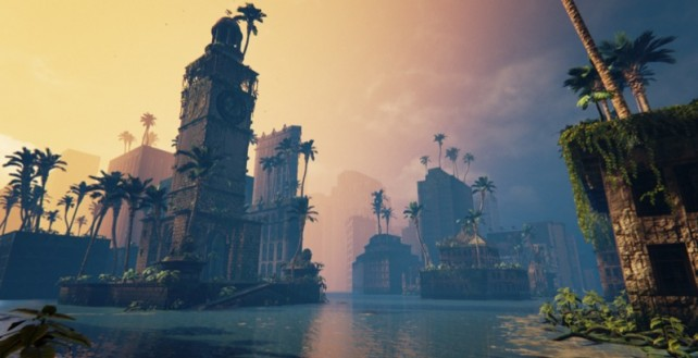 Uppercut Games' Upcoming Submerged Makes Great Use Of The Unreal Engine