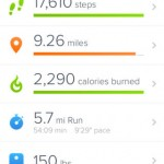 Fitbit App Update Brings Real-Time Run Stat Tracking, Faster Food Logging And More