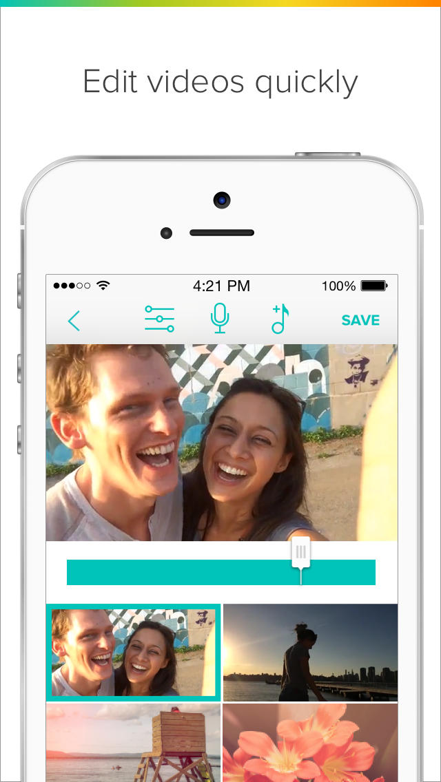 Quickly And Easily Edit Your Videos On The Fly With This New iOS App
