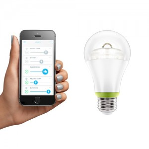 Bright Idea: GE Introduces Link, A Smart LED Light Bulb Controlled With Wink