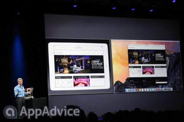 Apple Pushes For 'Continuity' Between Mac And iOS With AirDrop And Handoff Features