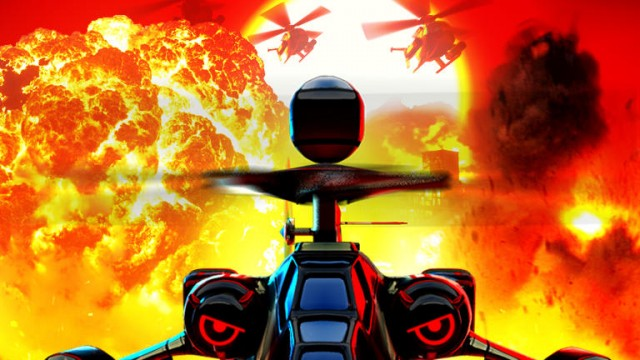 Bulkypix Raises Heli Hell With This New Chopper-tastic Vertical Shoot-Em-Up Game