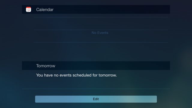 In iOS 8, Apple Has Ditched Yahoo For The Weather Channel