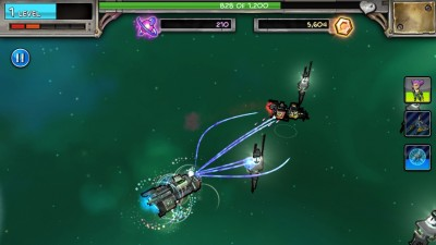 Plunder The Galaxies For Epic Loot As A Space Pirate In PlunderNauts For iOS
