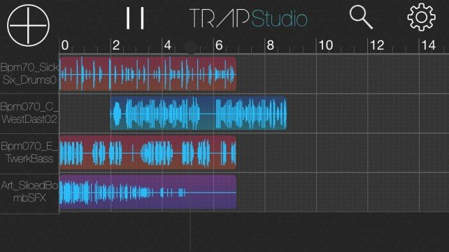 Drop The Bass With Your Own Sick Beats In Trap Studio For iPhone