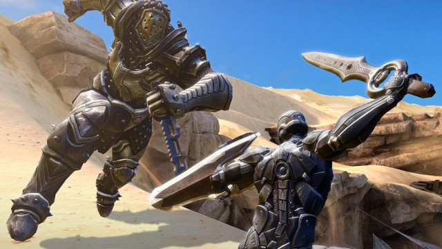 Competitive Aegis Tournaments Are Coming Soon To Infinity Blade III